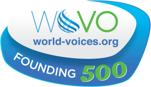 World Voices WOVO Founding 500